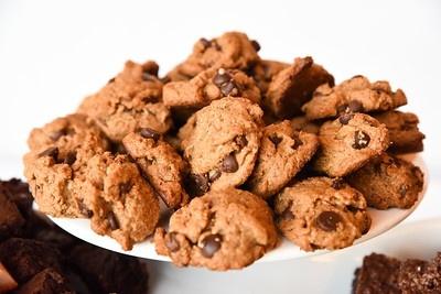 flourless chocolate chip chookies